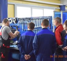 Обучение по ремонту систем common Rail апрель 2020