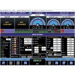 Стенд для испытания и кодирования форсунок Common Rail UNITEC EVO